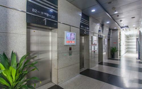 时间国际电梯